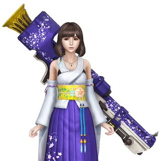 Costume in <i>Gunslinger Stratos 2</i>.