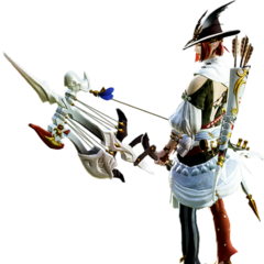 Bard in <i>Final Fantasy XIV: A Realm Reborn</i>.