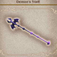 Demon's Staff in <i><a href=