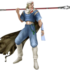 <i>Light Seeker</i> - Kain's appearance as the Hooded Man.