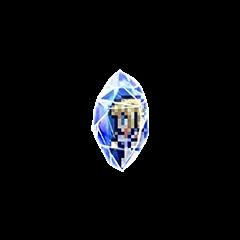 Aria's Memory Crystal.