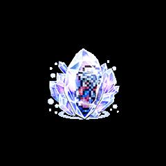 Quina's Memory Crystal III.