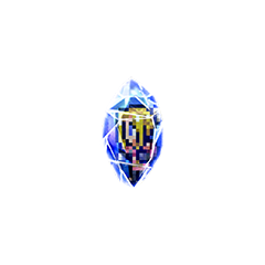 Quistis's Memory Crystal.