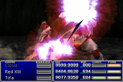 FFVII Beat Rush