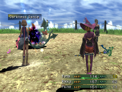 FFX-2 Darkness Dance