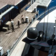 Docks.