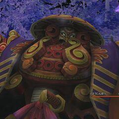 Yojimbo in-game render.