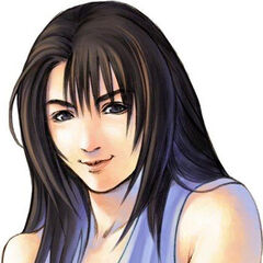 Rinoa Heartilly (colored).