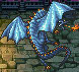 Drago blu FFV