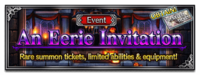 FFBE Event An Eerie Invitation