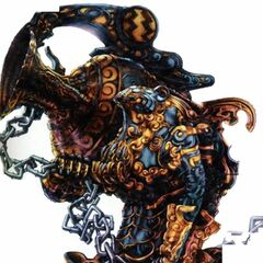 Artwork of Famfrit from <i>Final Fantasy Tactics Advance</i>.