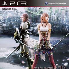 Capa da Standart Edition Asiática (PS3).