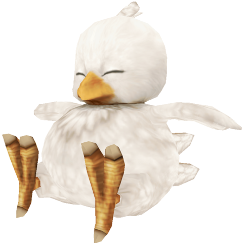 Fat Chocobo in <i>Itadaki Street Special</i>.