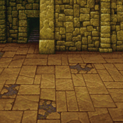 Bafsk Sewers battle background (GBA).