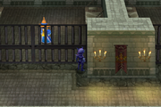 Baron Castle Dungeon FFIV IOS