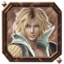 DFFNT Tidus trophy icon
