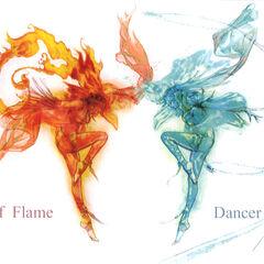 Dancers concept art.