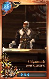 FF11 Gilgamesh R+ I Artniks