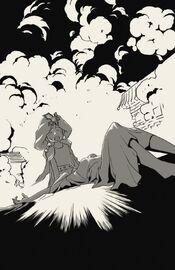 FF4 Novel Mist Ablaze
