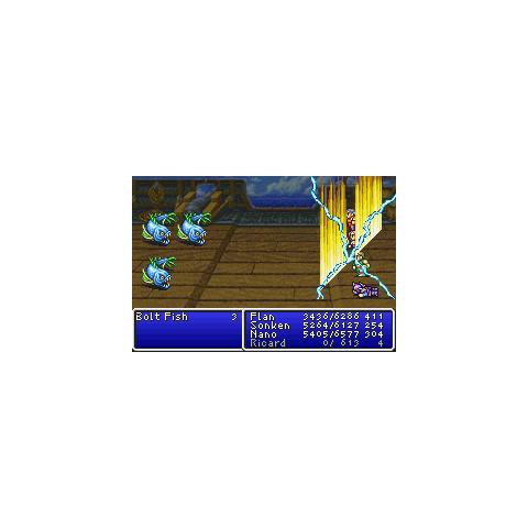 Thunderbolt8 (GBA).