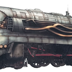 Muka train