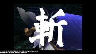 "Odin ""Zantetsuken"" from FINAL FANTASY VIII Remastered"