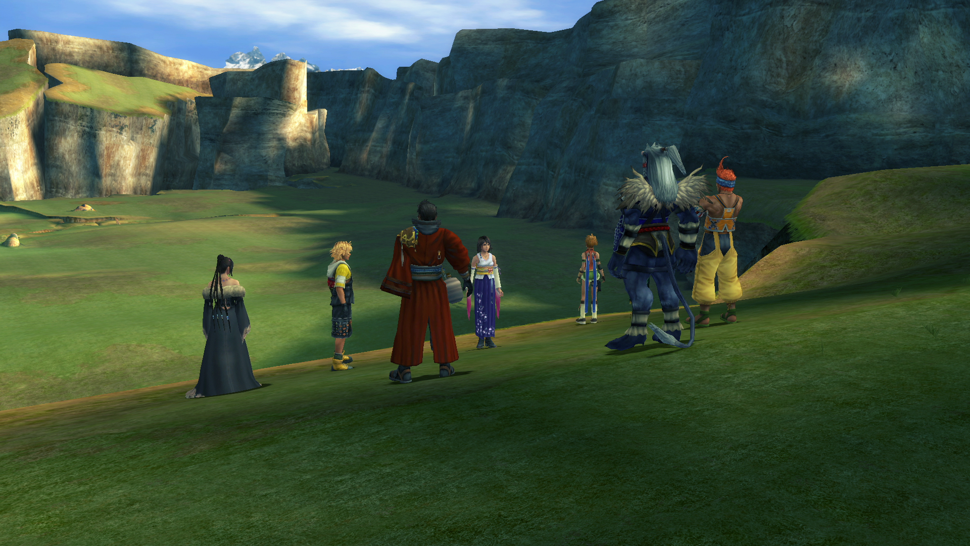 Calm lands matchmaking