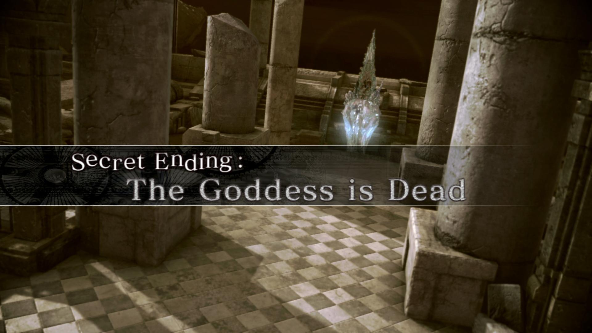 List of multiple endings Final Fantasy Wiki