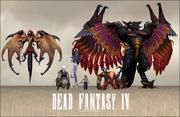 Yuna Dead Fantasy Summoner Promotional Artwork