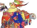 Гого (Final Fantasy VI)