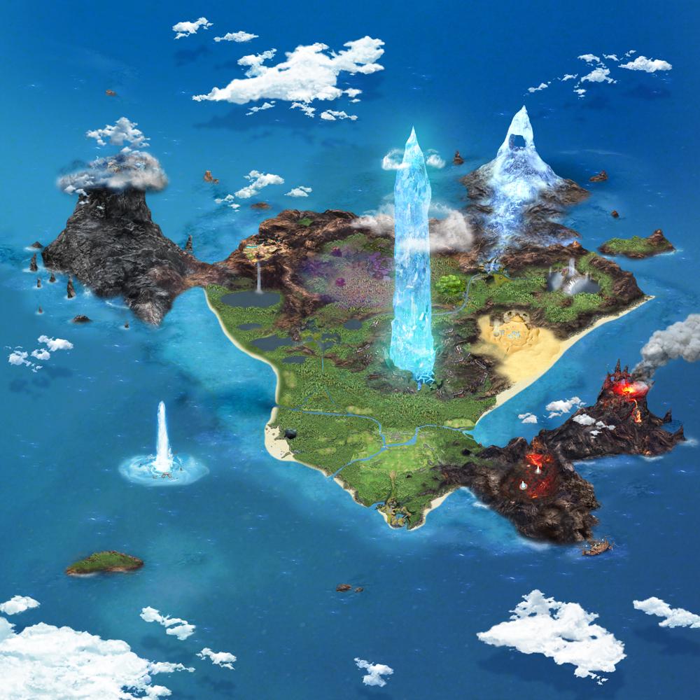Image amostra world mapg final fantasy wiki fandom powered amostra world mapg gumiabroncs Choice Image