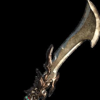 Ardyn's Ifrit's Sword.