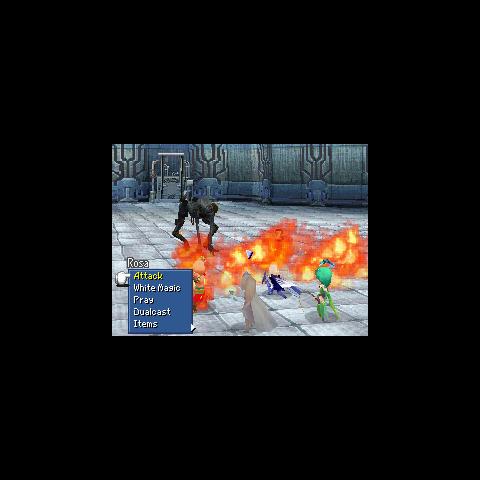Flamethrower (DS).