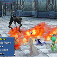 Flamethrower (DS)