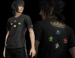 Kings-Knight-Tshirt-FFXV-Attire