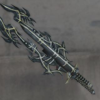 O novo modelo das lâminas duplas de Noel usadas contra Lightning.