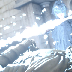 Noctis collects a royal arm.