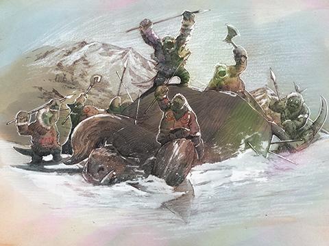File:Blazing Buffaloes Artwork 2009 (FFXI).jpg