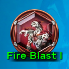 Cerberus (Fire Blast I).