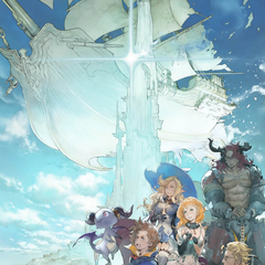 Artwork of the main characters.