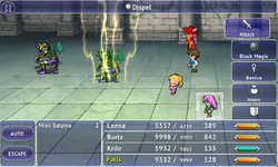 FFV Antimagia IOS