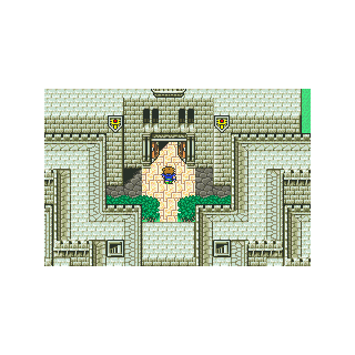 The Castle of Karnak (GBA).