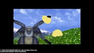 """Selphie Slot """"The End"""" from FINAL FANTASY VIII Remastered"""