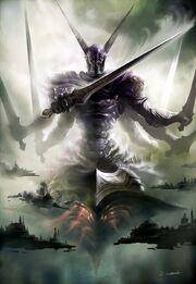 Blood of Bahamut - Gilgamesh