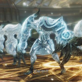 Sanctum Cie'th in <i>Final Fantasy XIII</i>.