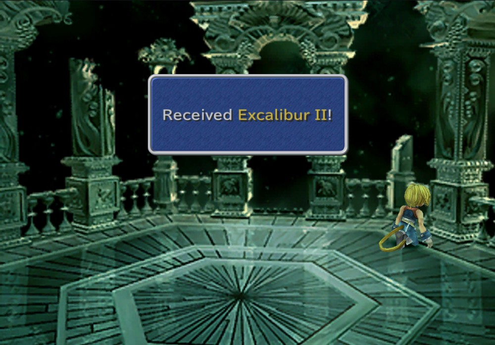 Excalibur II | Final Fantasy Wiki | FANDOM powered by Wikia