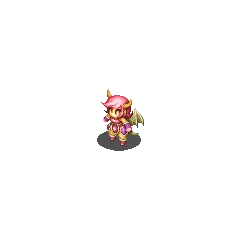 Gria Ravager sprite in <i>Final Fantasy Tactics S</i>.