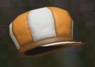 LRFFXIII Orange Newsboy Cap