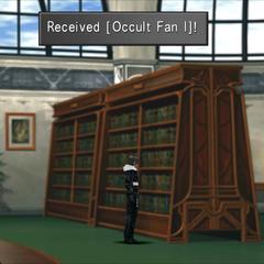 Occult Fan I location.