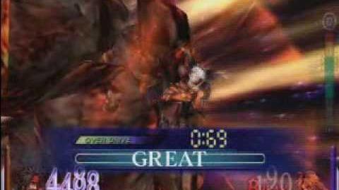 Dissidia Final Fantasy - Jecht's EX Burst